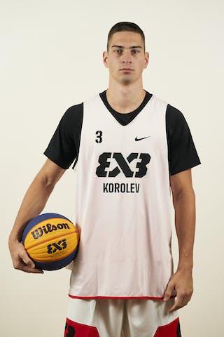 3 Andrey Kiselev (RUS)