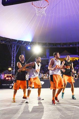 Brezovica (Slovenia) 2013 FIBA 3x3 World Tour Masters in Lausanne