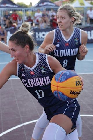 17 Ema Mihaljevičová (SVK)