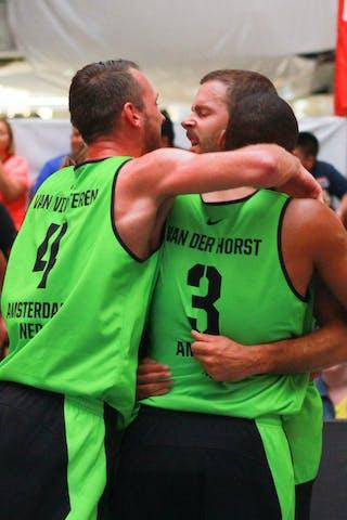 5 Jesper Jobse (NED) - 4 Sjoerd Van Vilsteren (NED) - 3 Dimeo Van Der Horst (NED) - 2 Aron Roijé (NED)