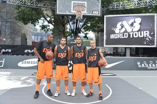 Nice (France) 2013 FIBA 3x3 World Tour Masters in Lausanne