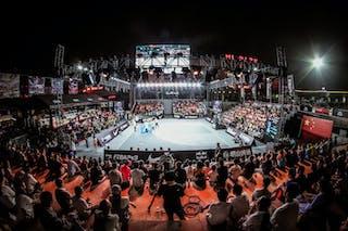 Novi Sad AlWahda v Shanghai SUES, 2016 WT Beijing, Pool, 16 September 2016