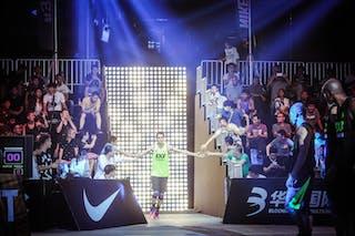 4 Qingbin Huang (CHN) - Hamamatsu v Wukesong, 2016 WT Beijing, Pool, 16 September 2016