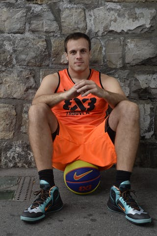 Team Trbovlje, FIBA 3x3 World Tour Lausanne 2014, 29-30 August.