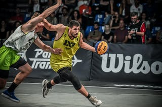 6 Marijus Uzupis (LTU) - 5 Aleksandar Ratkov (SRB)