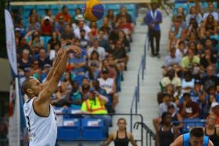 3 Inderbir Singh Gill (JPN) - 3 Inderbir Singh Gill (JPN) - 3 Ondřej šiška (CZE) - Humpolec vs Hamamatsu FIBA 3x3 Saskatoon 2017 (Can)