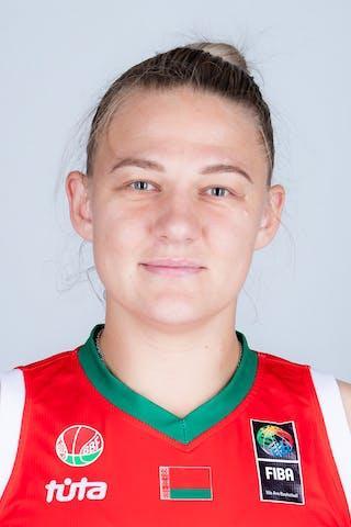 12 Natallia Dashkevich (BLR)