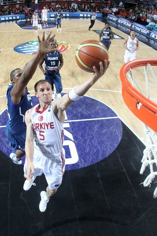 FIBA World Cup silver medalist Sinan Güler knows Istanbul like the back of his hand.