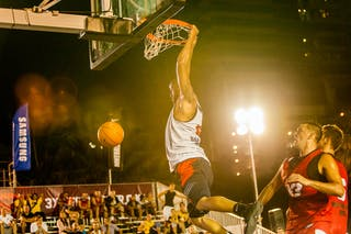 2012 FIBA 3x3 World Tour Final Miami. 21 September 2012