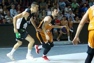 Semi-Finals, Vrbas - Ventspils Ghetto