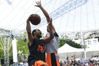 #4 Sfax (Tunisia) 2013 FIBA 3x3 World Tour Masters in Lausanne