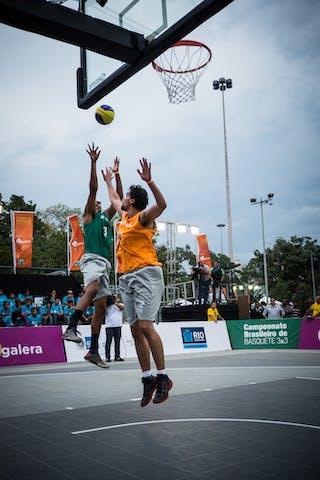 FIBA 3x3 World Tour Rio de Janeiro 2014, 27-28 September.