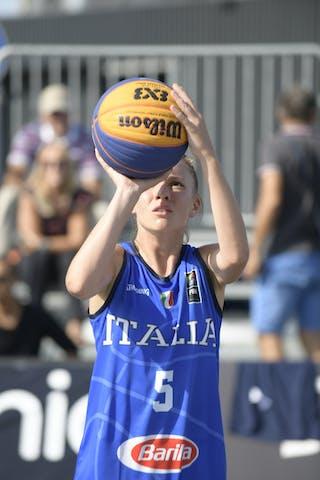 5 Giulia Ianezic (ITA)