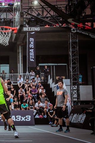5 Liu Qi Yao (CHN) - Zheng Zhou v Shanghai SUES, 2016 WT Beijing, Pool, 16 September 2016