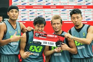 Nobuchika NAKAYAMA (Japan); Nomoto TAKESHI (Japan); Keita SUZUKI (Japan); Daisuke FUKUDA (Japan)