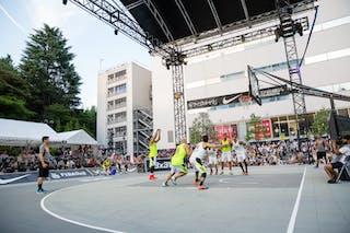 6 Bikramjit Gill (JPN) - Utsunomiya v Hamamatsu, 2016 WT Utsunomiya, Pool, 30 July 2016