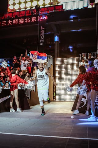3 Dusan Domovic Bulut (UAE) - Novi Sad AlWahda v Shanghai SUES, 2016 WT Beijing, Pool, 16 September 2016