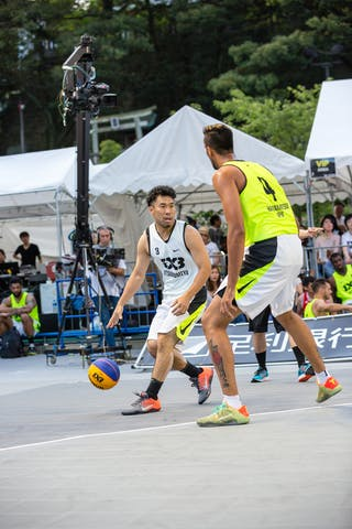 3 Koji Nagata (JPN) - Utsunomiya v Hamamatsu, 2016 WT Utsunomiya, Pool, 30 July 2016