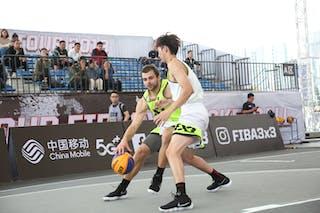 5 Nikola Pesic (CHN)