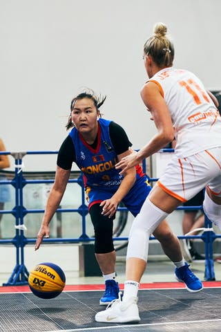 9 Ganzul Davaasuren (MGL) - Game1_Mongolia vs Netherlands