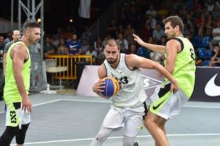 6 Dusan Domovic Bulut (UAE) - Novi Sad Al Wahda vs Ljubljana