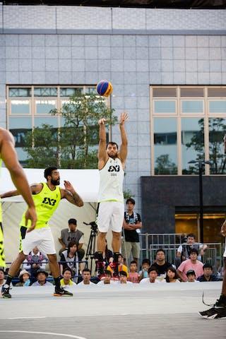 4 Abdulrahman Mohamed Saad (QAT) - Doha v Al Gharafa, 2016 WT Utsunomiya, Pool, 30 July 2016