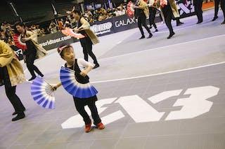 Entertainment, FIBA 3x3 World Tour Final Tokyo 2014, 11-12 October.