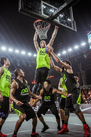 5 Jordan Demercy (CHN) - Hamamatsu v Wukesong, 2016 WT Beijing, Pool, 16 September 2016