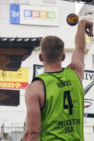 4 Robbie Hummel (USA)