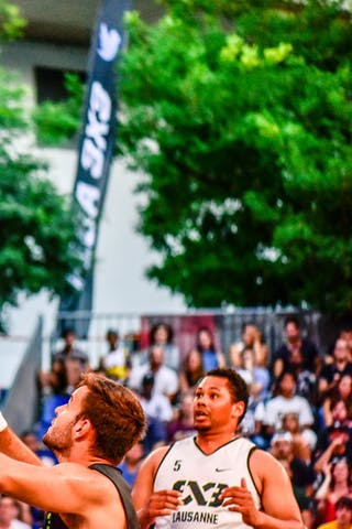 6 Oliver Vogt (SUI) - Lausanne v Valladolid, 2016 WT Lausanne, Pool, 26 August 2016