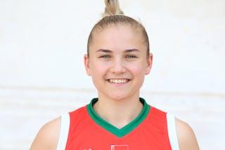 1 Anastasiya Sushchyk (BLR)