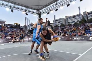 4 Andrii Kobets (UKR) - 6 Máté Mohácsi (HUN) - Budapest v Dnipro, 2016 WT Debrecen, Pool, 7 September 2016