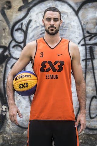 3 Bogdan Dragovic (SRB)