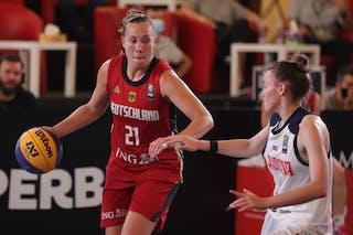 21 Svenja Brunckhorst (GER)