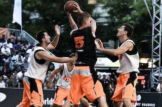 #5 Brezovica (Slovenia) 2013 FIBA 3x3 World Tour Masters in Lausanne