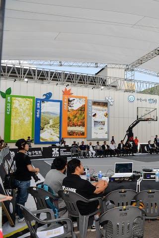 Inje Challenger 2019, Openning ceremony