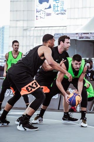 5 Jordan Jensen-whyte (CAN) - 3 Steve Sir (CAN) - 5 Aleksandar Ratkov (SRB)