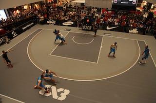 2014 FIBA 3x3 World Tour, Manila Masters