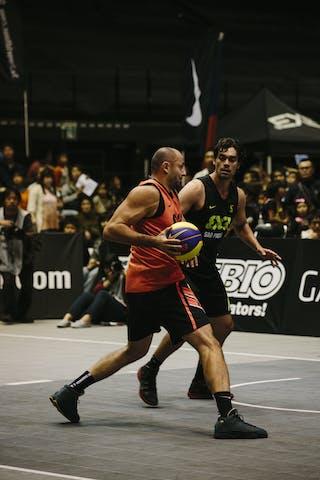 Bogdan Popescu, Team Bucharest, FIBA 3x3 World Tour Final Tokyo 2014, 11-12 October.