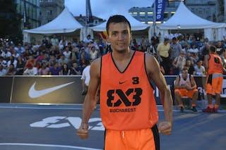 #3 Bucharest (Roumania) 2013 FIBA 3x3 World Tour Masters in Prague