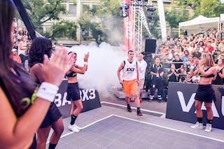 Marcin CHUDY (Team Gdansk), 2015 WT Lausanne, Pool, 28 August 2015