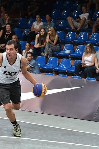 5 Danilo Mitrovic (SRB) - 4 Jaka Hladnik (SLO) - Kranj v Belgrade, 2016 WT Debrecen, Pool, 7 September 2016