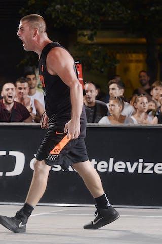 Paris v Belgrade, 2015 WT Prague, Pool, 8 August 2015
