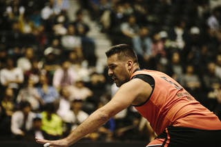 #5 Santana Angel, Team Bucharest, FIBA 3x3 World Tour Final Tokyo 2014, 11-12 October.tok