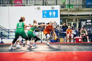18 Fleur Kuijt (NED) - Game5_Final_Netherlands vs Australia