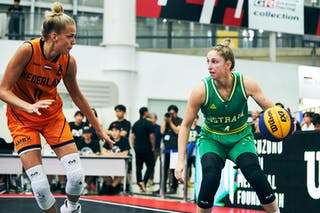 11 Jill Bettonvil (NED) - 4 Bec Cole (AUS) - Game5_Final_Netherlands vs Australia