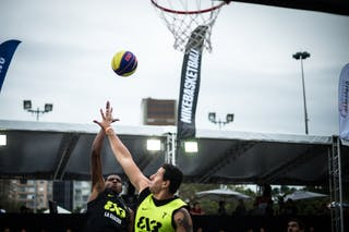 #6 Ladera Luis, Team Guaira, FIBA 3x3 World Tour Rio de Janeiro 2014, 27-28 September.