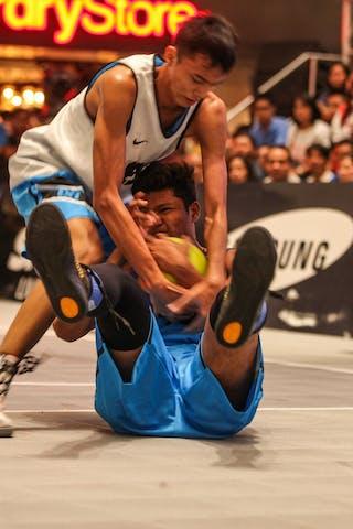 2014 World Tour Manila, 3x3game, 20. July.