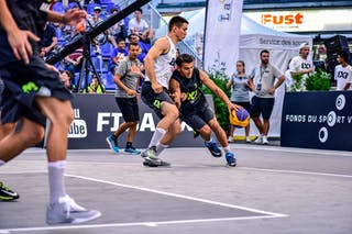 3 Yunus Yurttagul (TUR) - Liman v Manisa, 2016 WT Lausanne, Pool, 26 August 2016