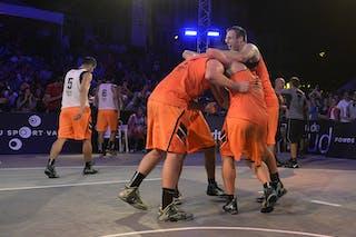 Team Trbovlje, FIBA 3x3 World Tour Lausanne 2014, Day 2, 30. August.